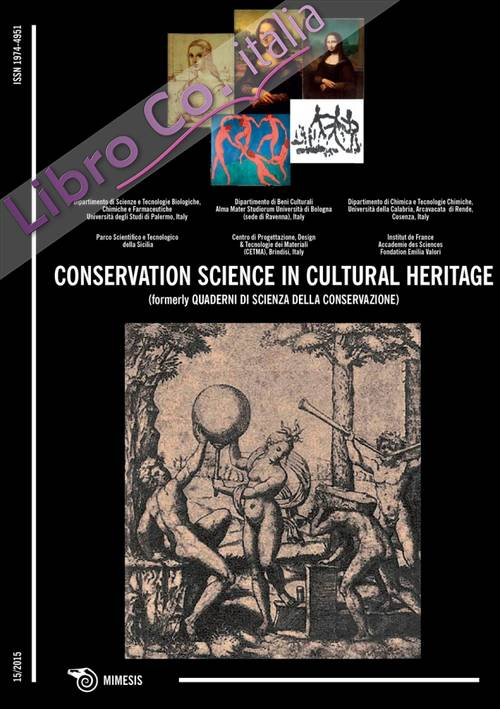 Conservation (2015). Vol. 15
