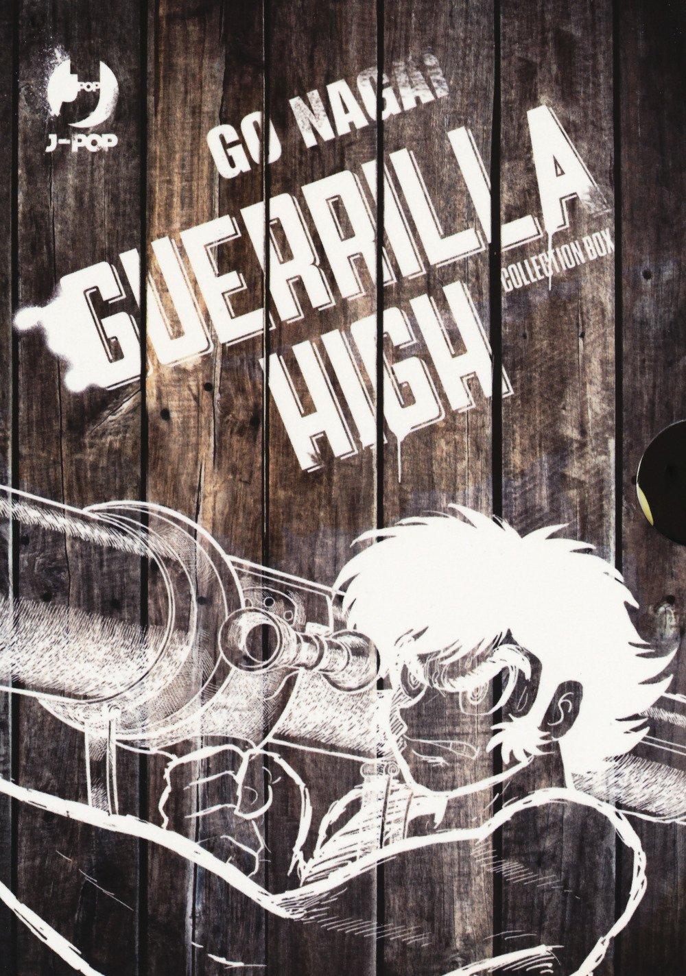 Guerrilla high. Vol. 1-2