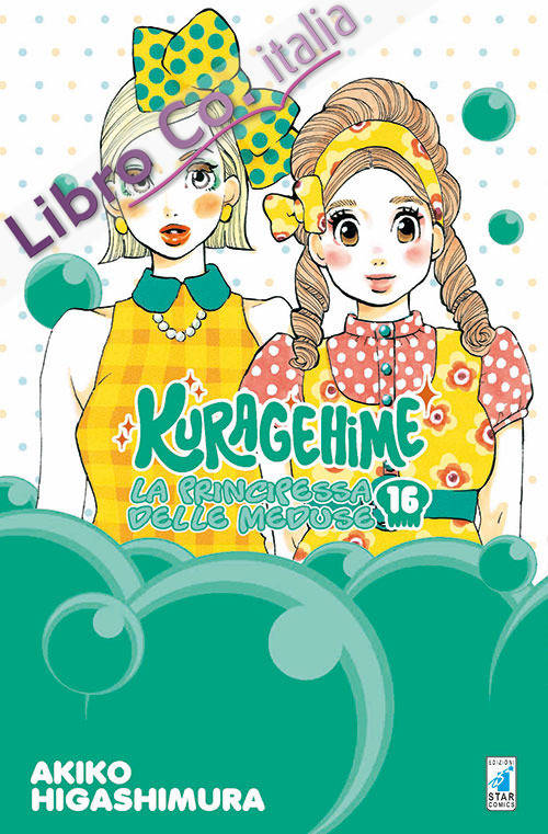 Kuragehime la principessa delle meduse. Vol. 16