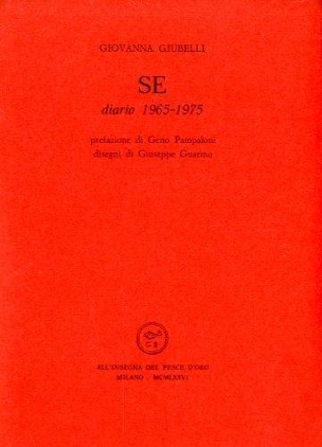 Se. Diario 1965-1975