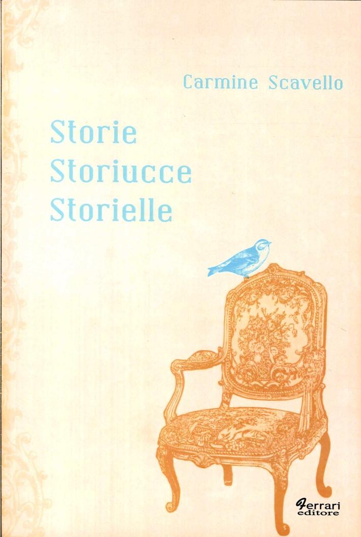 Storie Storiucce Storielle.