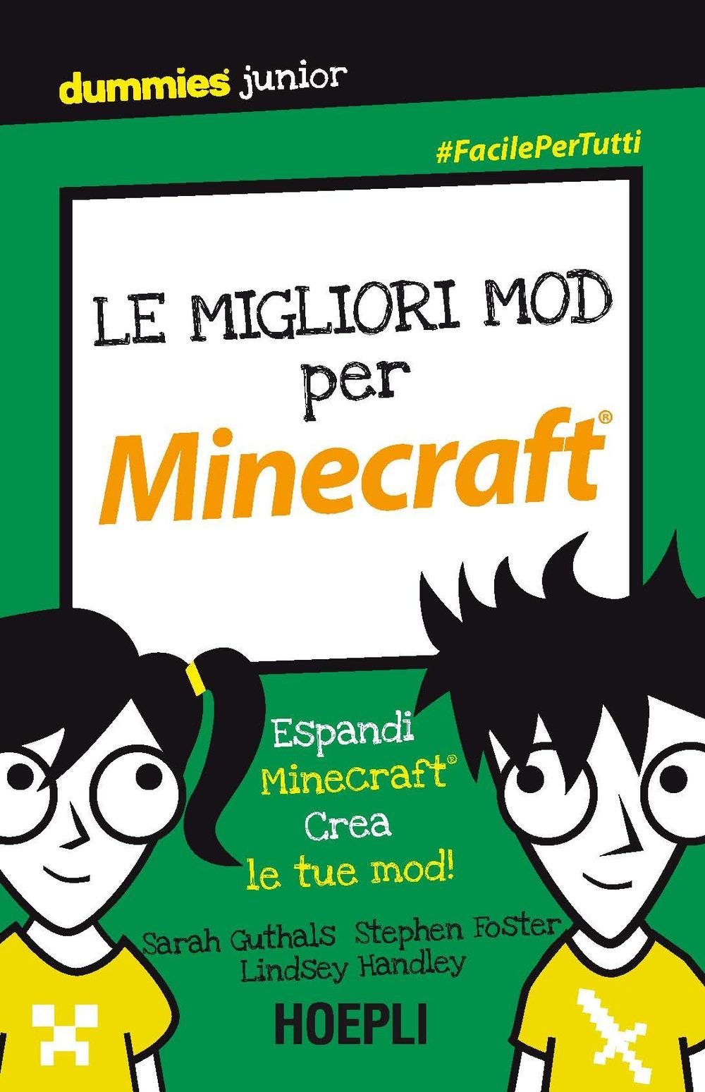 Le migliori mod per Minecraft. Espandi Minecraft. Crea le tue mod!