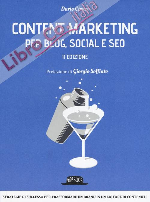 Content marketing per blog, social e SEO