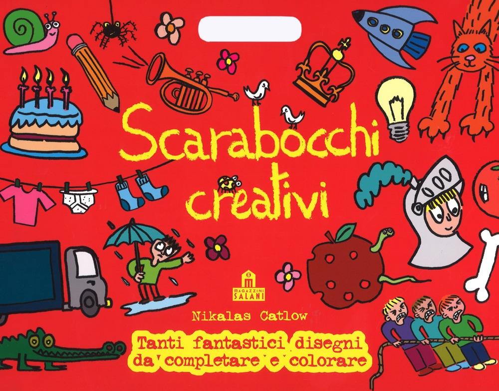 Scarabocchi creativi. Ediz. illustrata