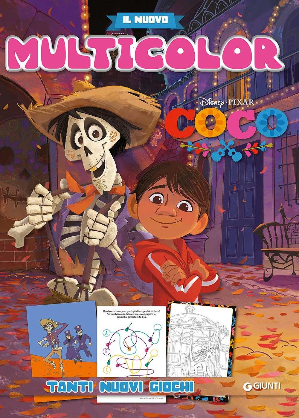 Coco. Il nuovo multicolor. Ediz. a colori