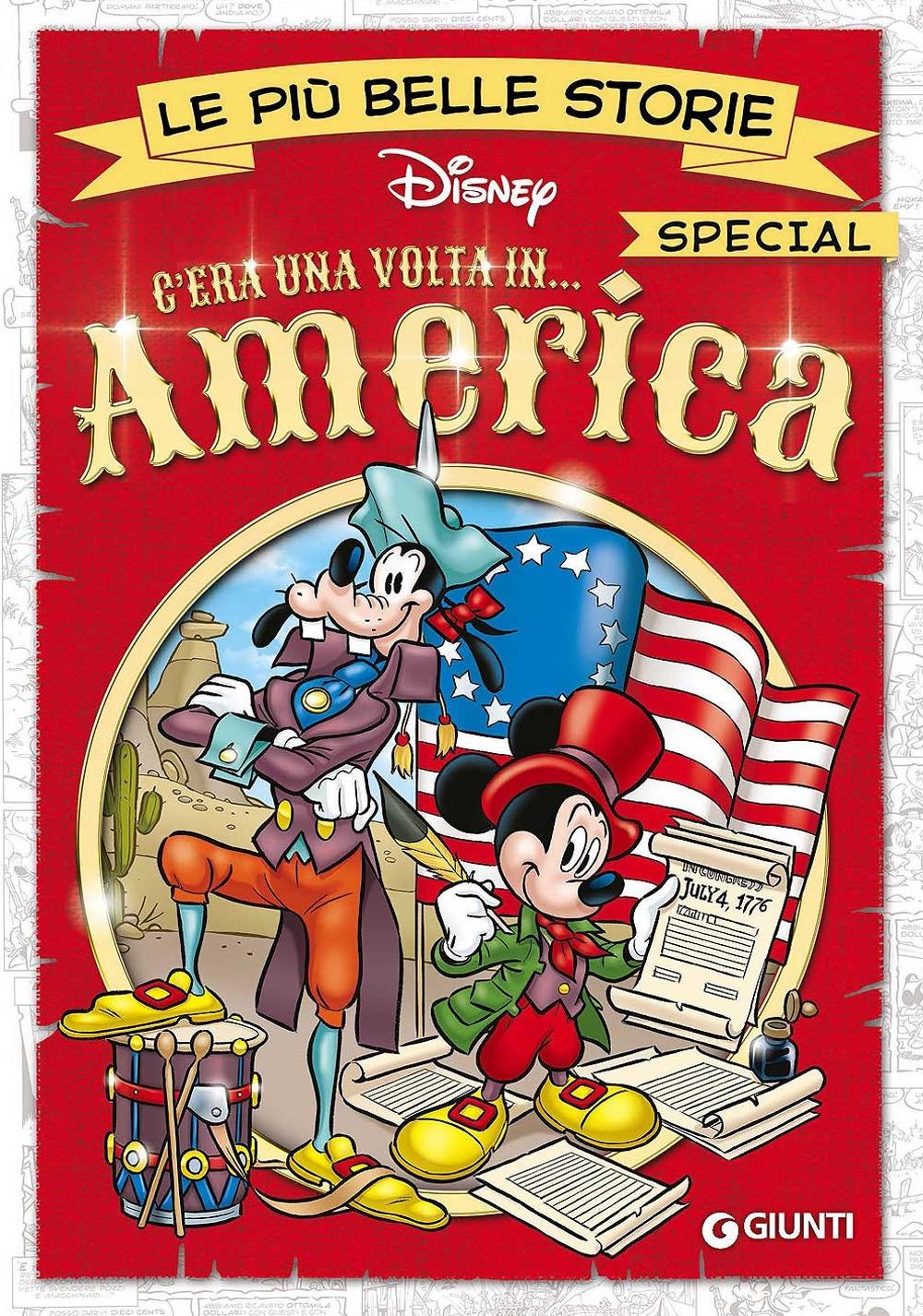 C'era una volta in... America. Le più belle storie special