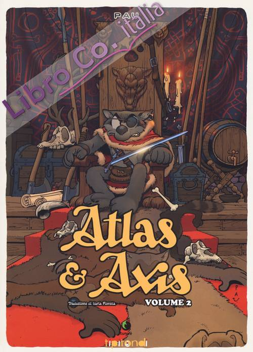 Atlas & Axis. Vol. 2