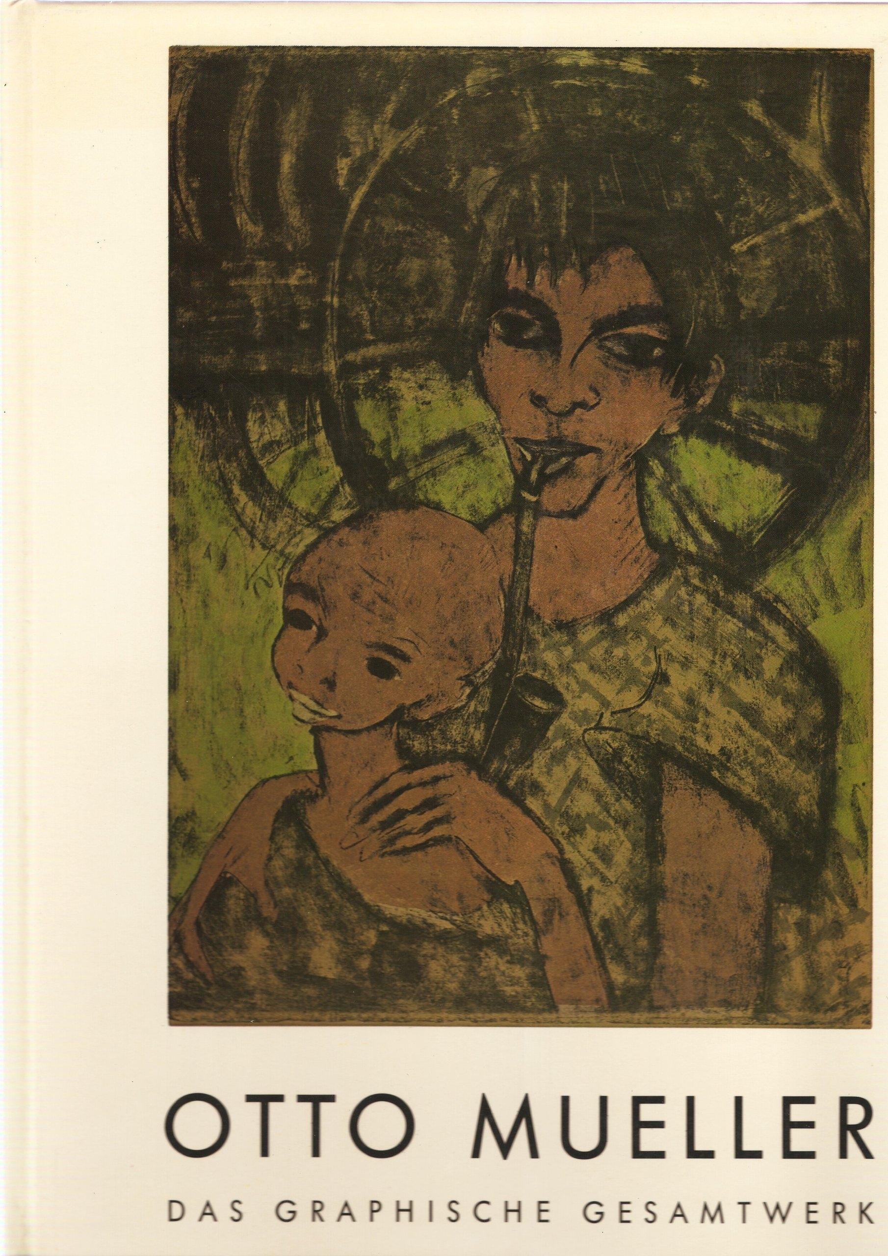 Otto Mueller zum Hundertsten Geburtstag. Das graphische Gesamtwerk Holzschnitte, Radierungen, Lithographien, Farblithographien.