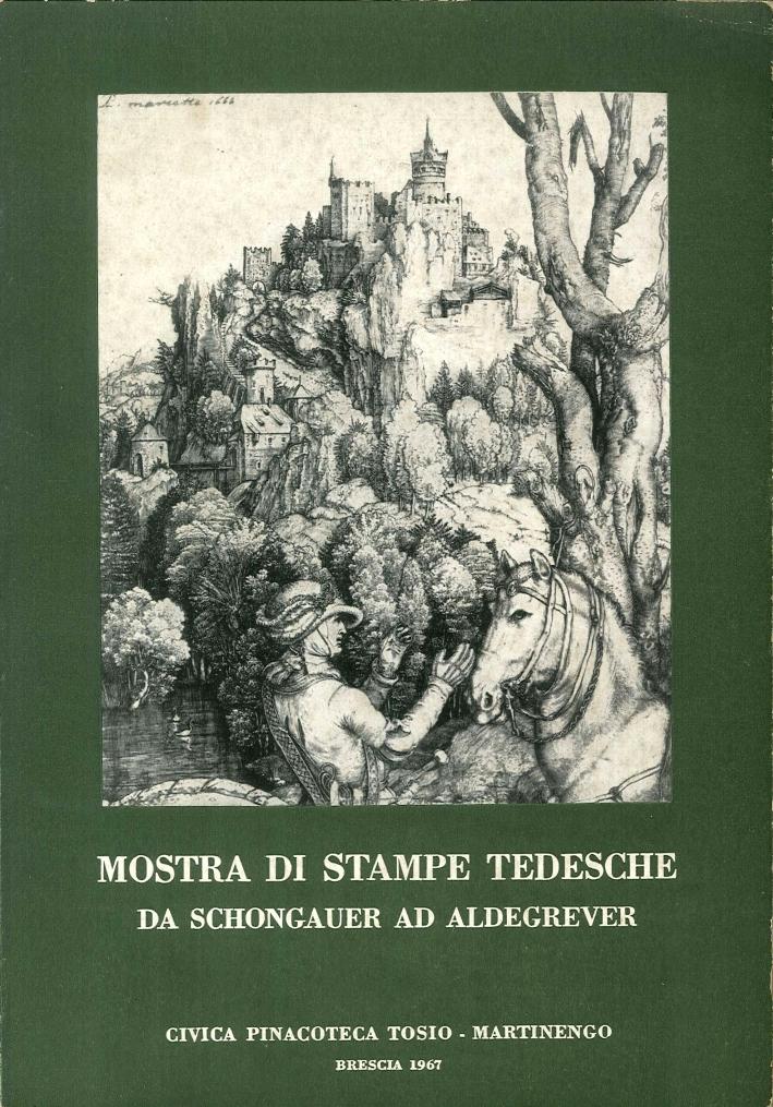 Mostra di Stampe Tedesche Da Schongauer ad Aldegrever