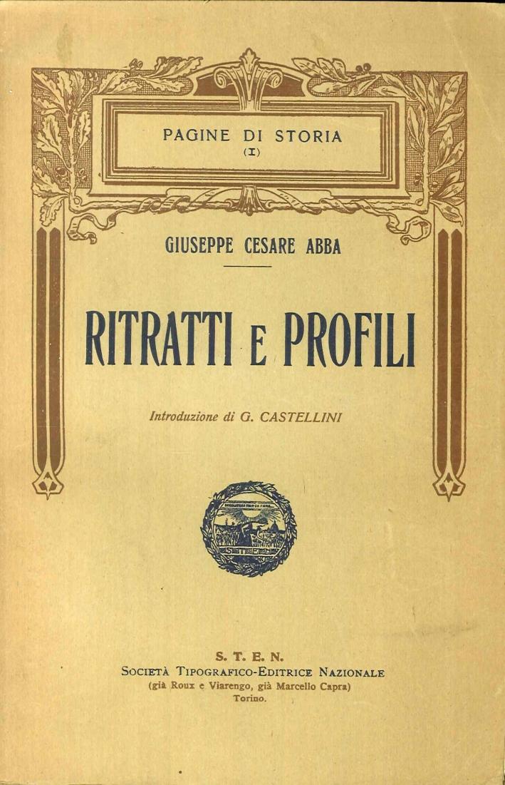 Ritratti e Profili.