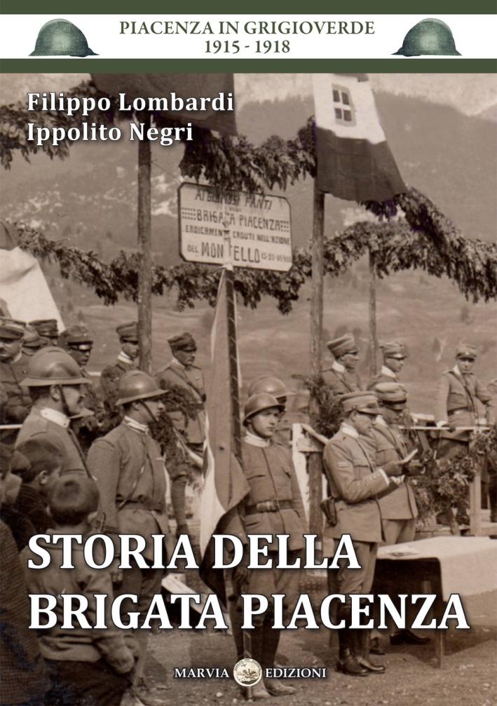 Storia della brigata Piacenza