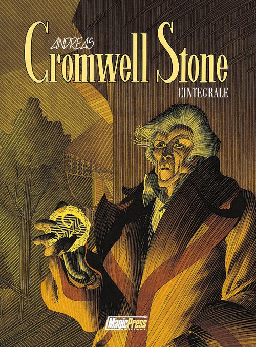 Cromwell Stone. L'integrale