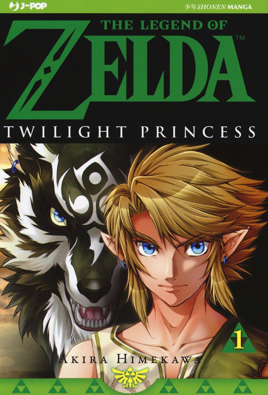Twilight princess. The legend of Zelda. Vol. 1