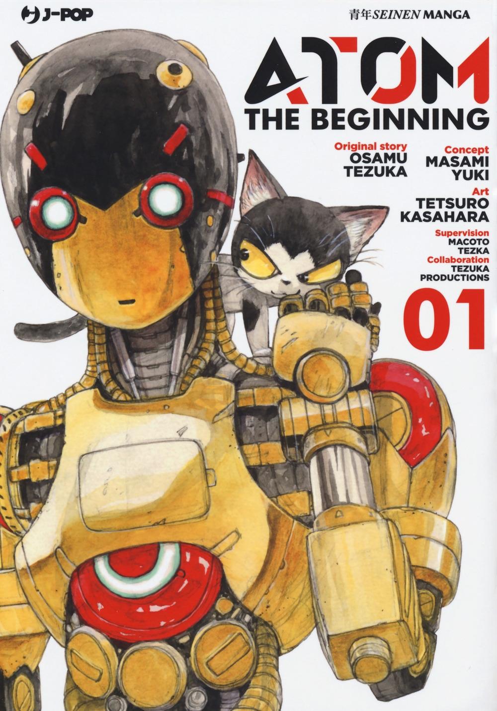 Atom. The beginning. Vol. 1