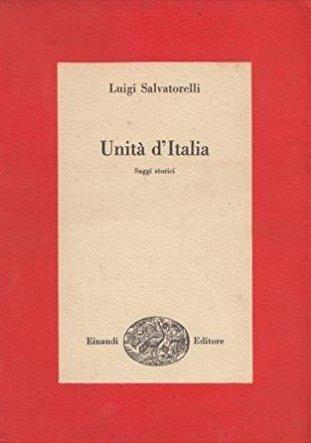 Unità d'Italia. Saggi storici