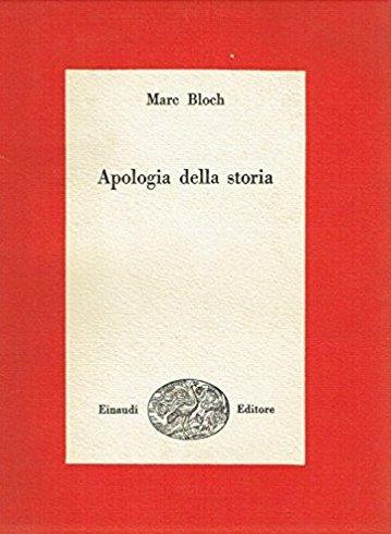 Apologia della Storia.
