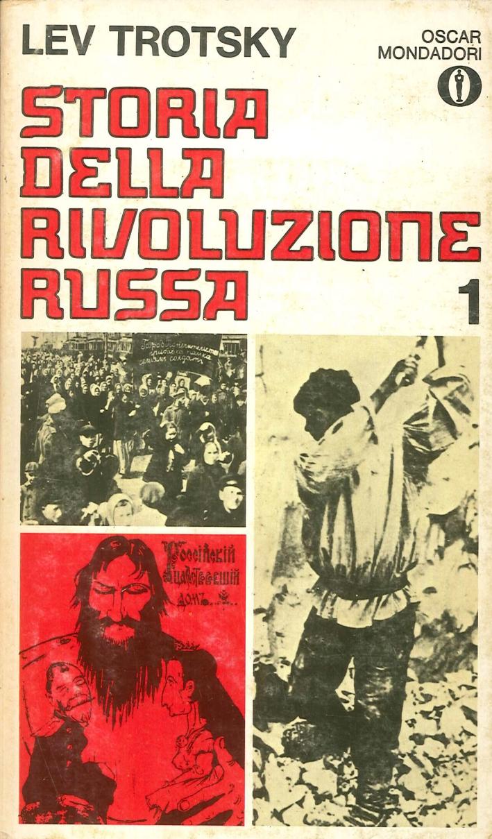 Storia della rivoluzione russa.