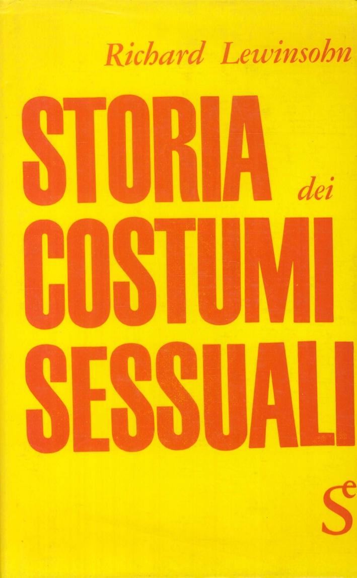 Storia di Costumi Sessuali