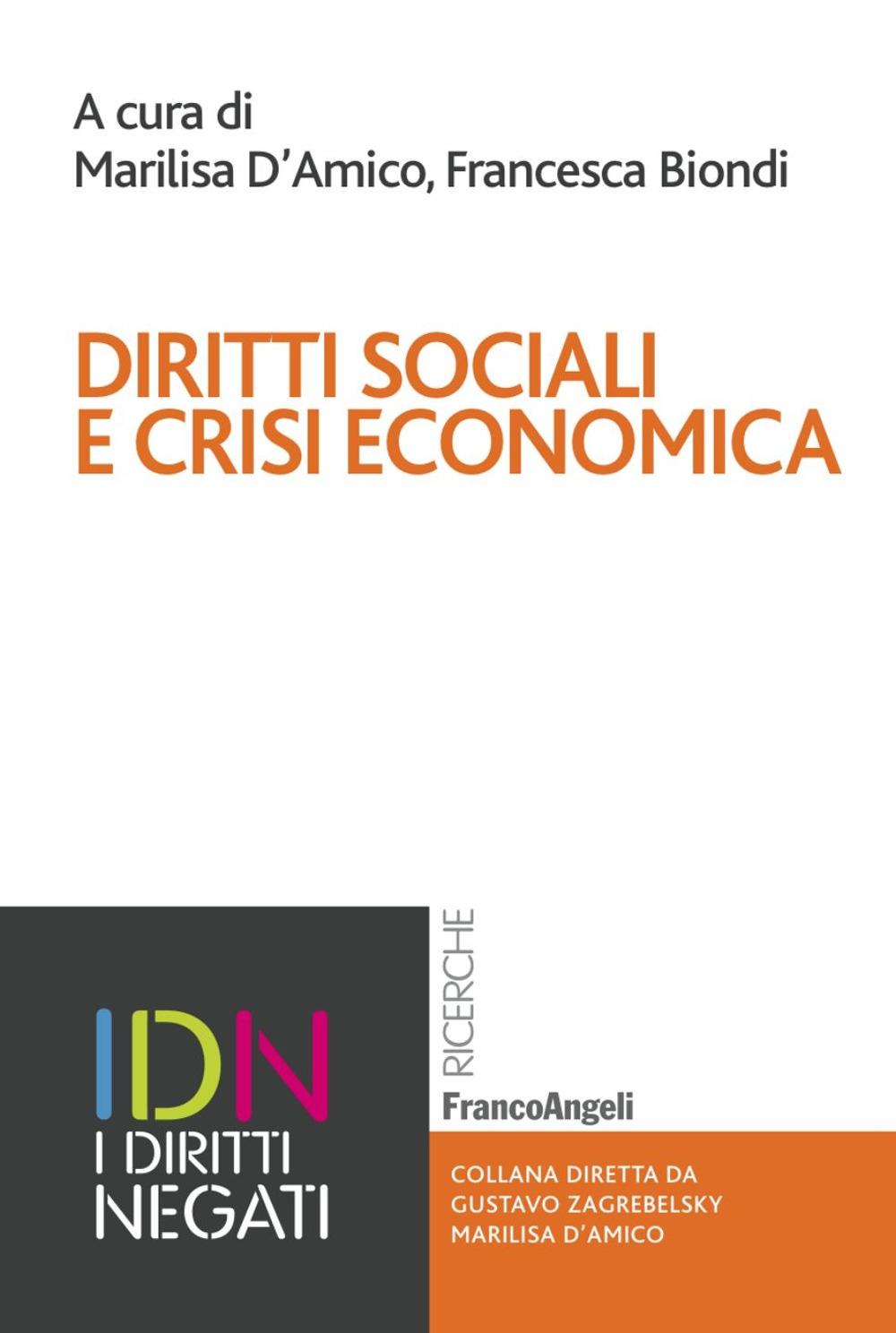 Diritti sociali e crisi economica