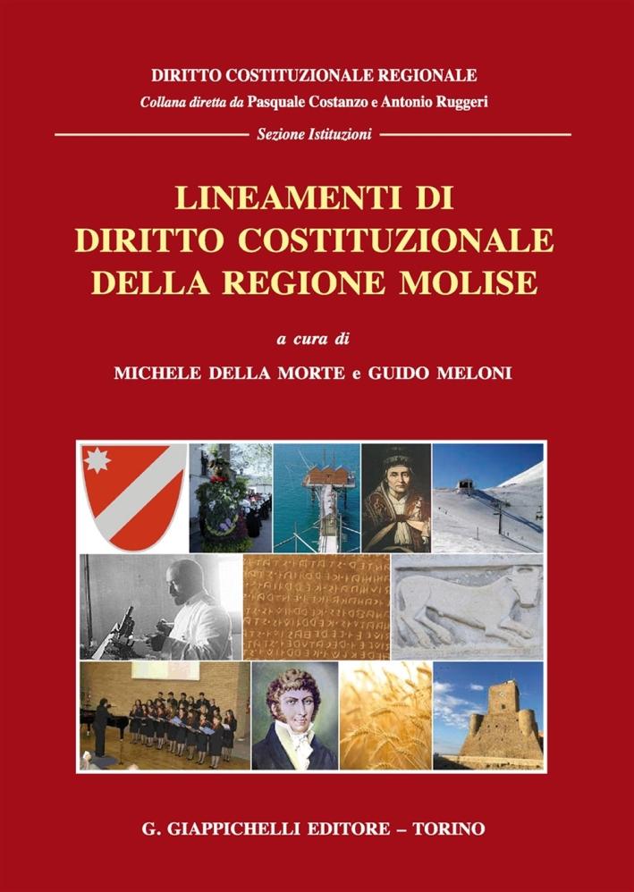 Lineamenti di diritto costituzionale della Regione Molise