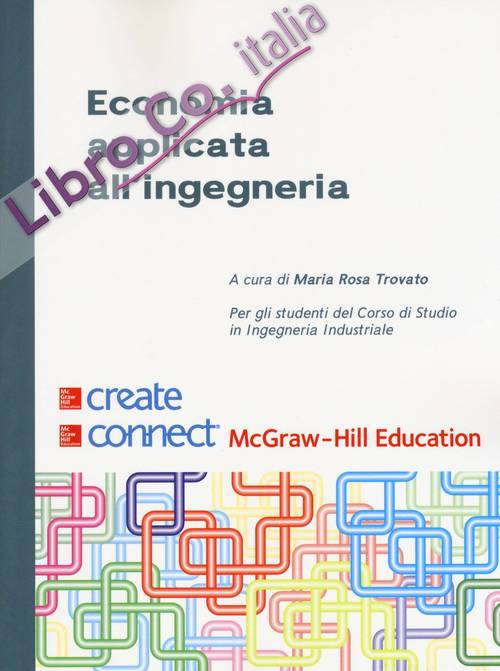 Economia applicata all'ingegneria + connect (bundle). Con Contenuto digitale (fornito elettronicamente)
