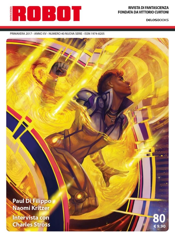 Robot. Rivista di fantascienza. Vol. 80