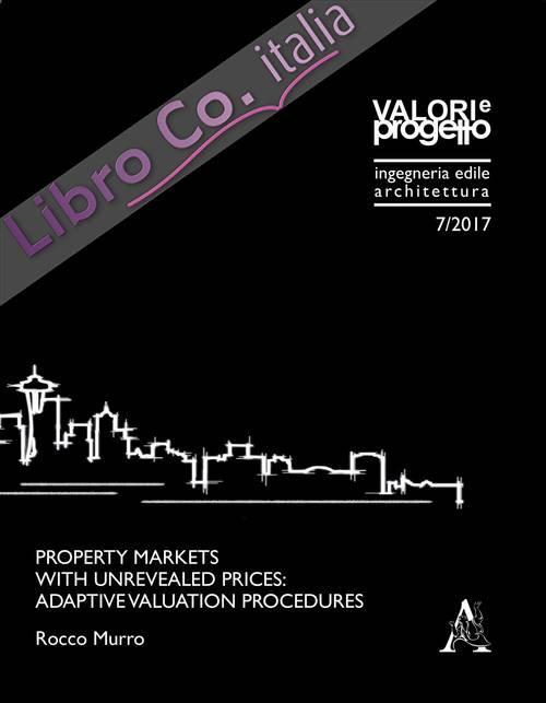 Property markets with unrevealed prices: adaptive valuation procedures