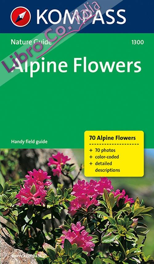 Nature guide n. 1300. Alpine flowers