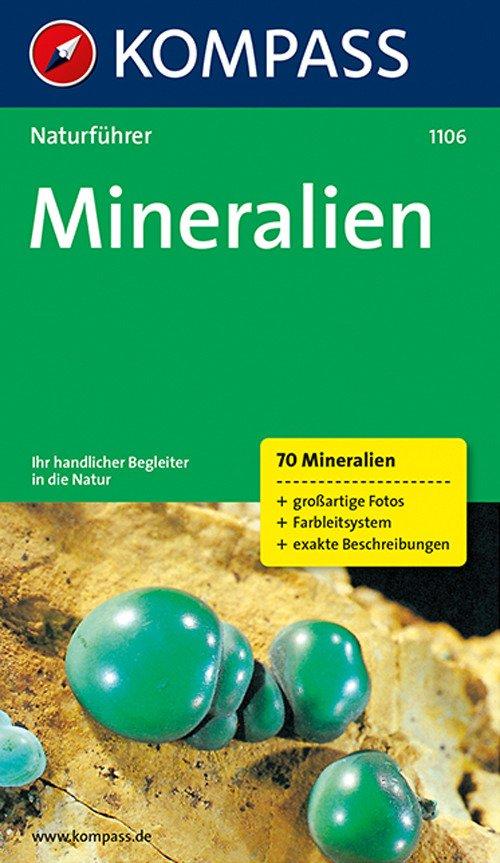 Naturführer n. 1106. Mineralien