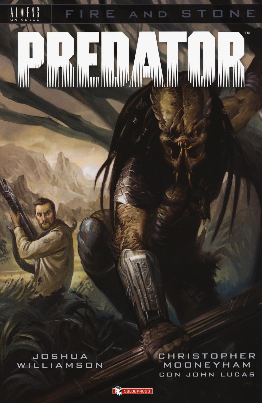 Predator. Fire and stone. Vol. 4