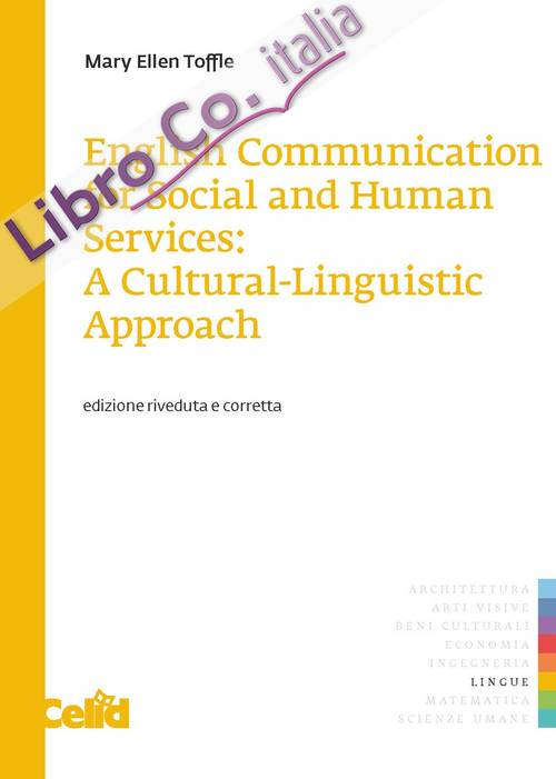 English communication for social and human services: a cultural-linguistic approach