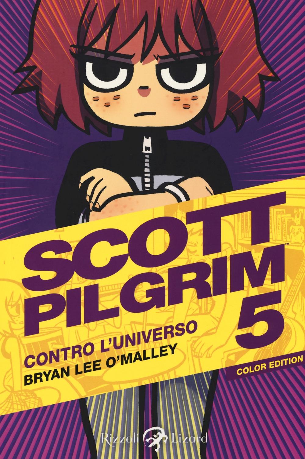 Scott Pilgrim. Contro l'universo. Vol. 5