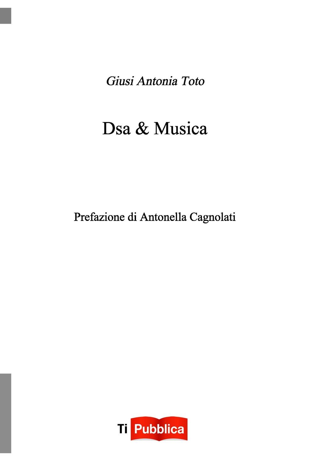 DSA & musica
