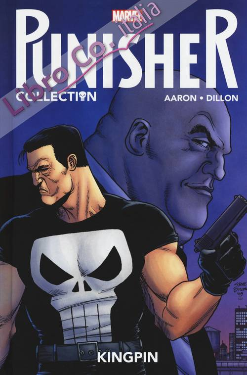 Punisher collection. Vol. 1: Kingpin