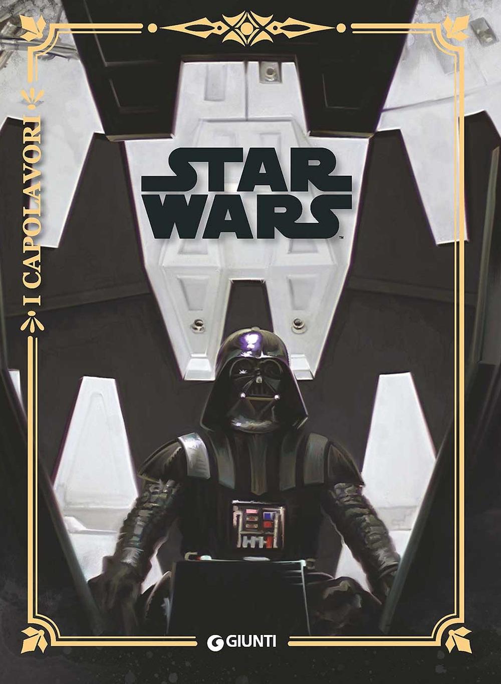 Trilogia illustrata. Star Wars