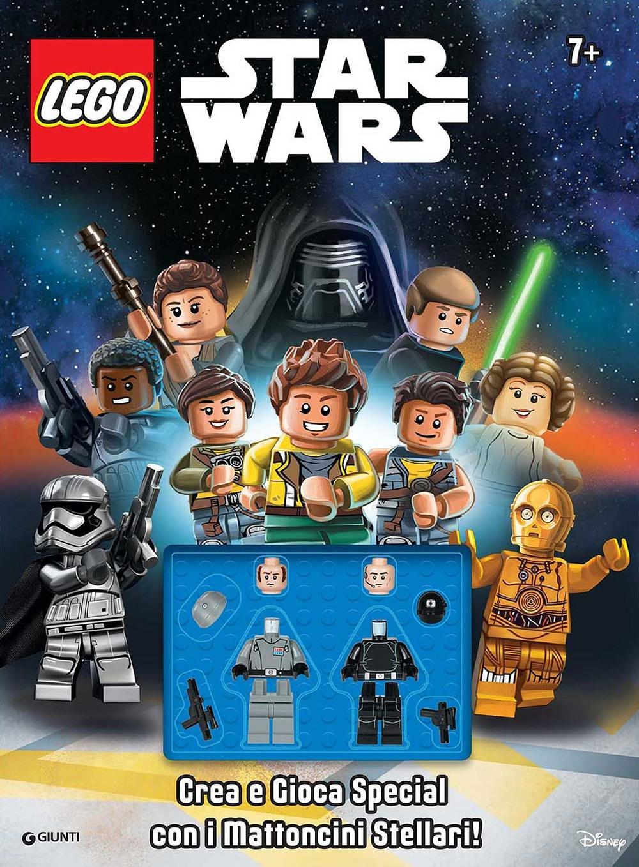 Collezione di mattoncini Special Star Wars. Con gadget
