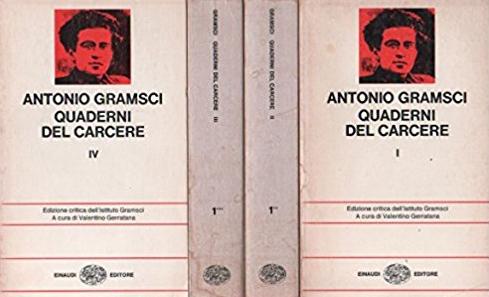 Antonio Gramsci - Quaderni dal Carcere - Edizione Critica. 4 Volumi