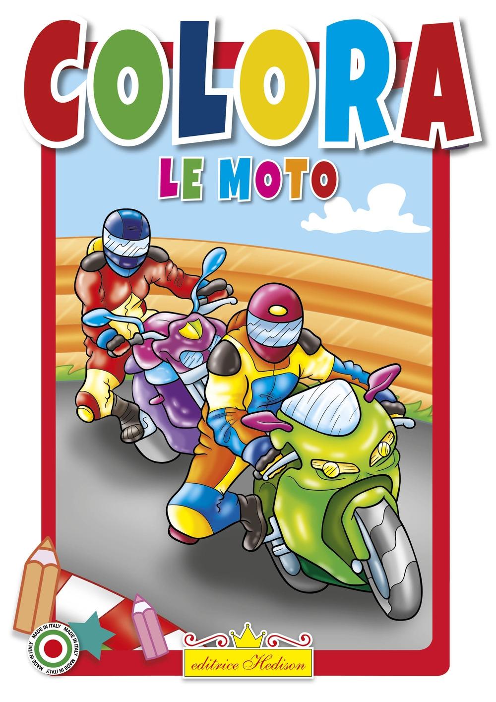 Colora le moto