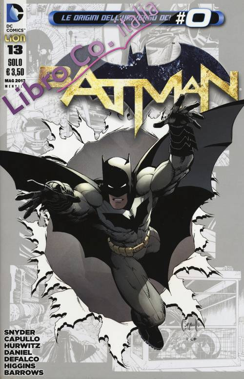 Batman. Nuova serie 13. Vol. 70