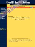 Families, Schools, and Communities by Barbour. CRAM101 Textbook Reviews. Outlines & Highlightes