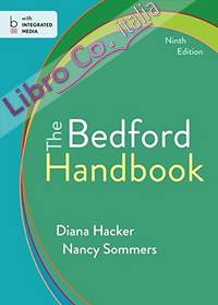 The Bedford Handbook