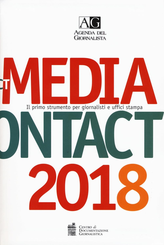 Agenda del giornalista 2018. Media contact