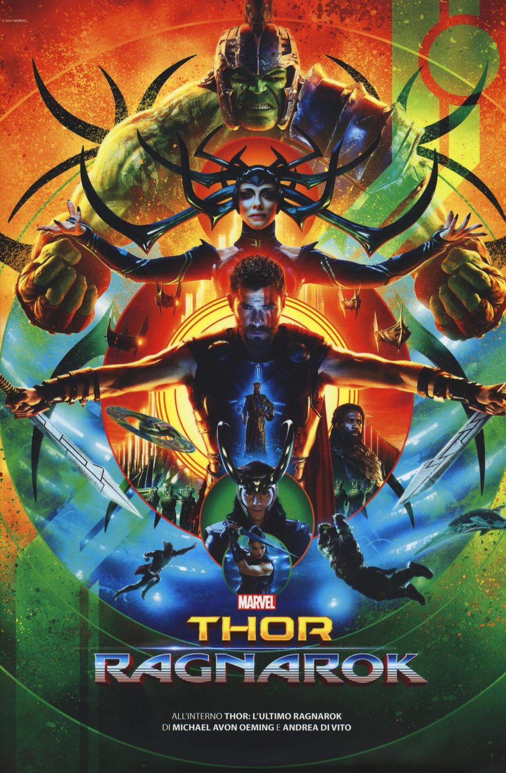 L'ultimo Ragnarock. Thor. Movie edition