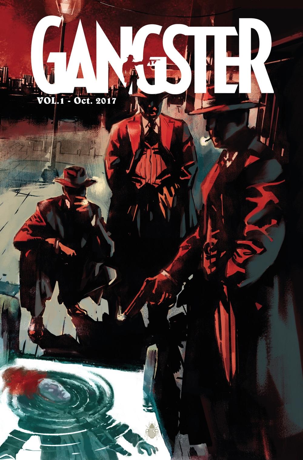 Gangster. Vol. 1 Oct. 2017