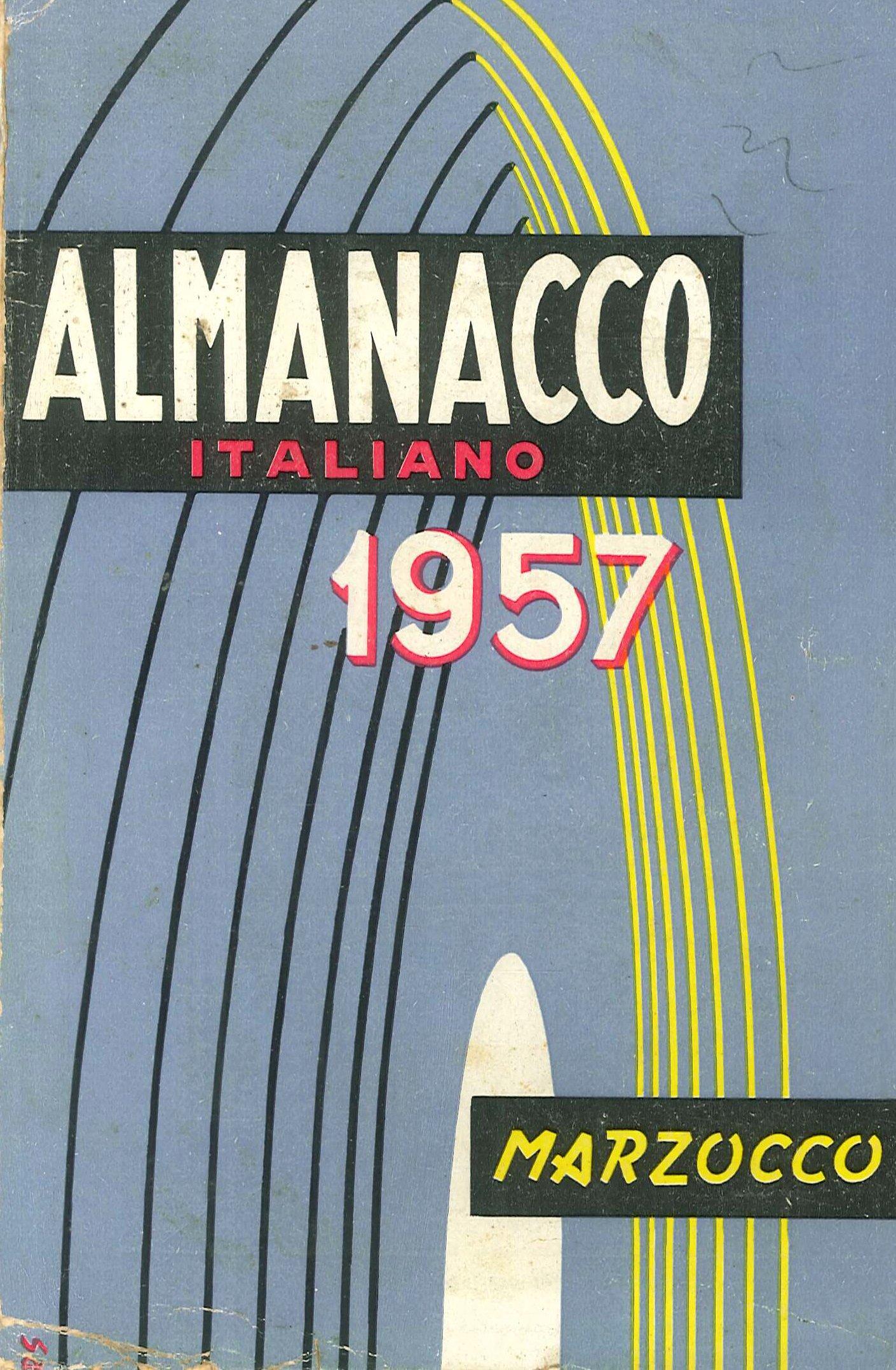 Almanacco Italiano 1957