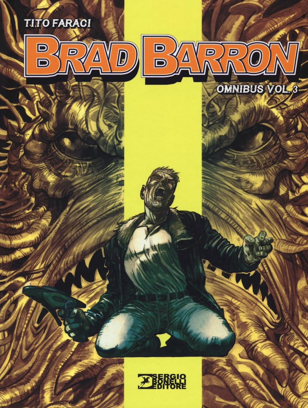 Brad Barron. Omnibus. Vol. 3