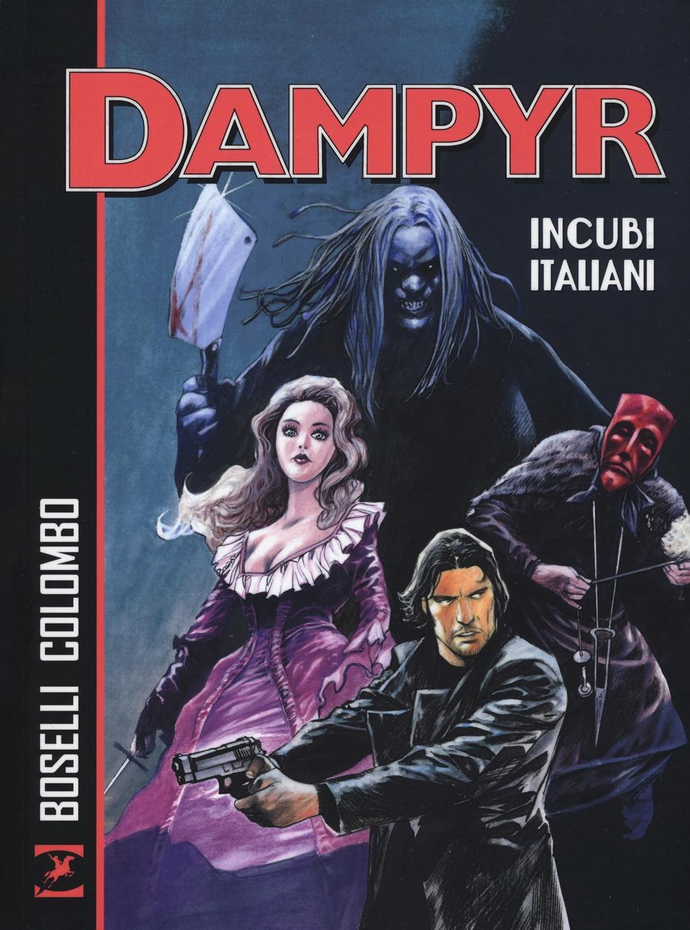 Incubi italiani. Dampyr