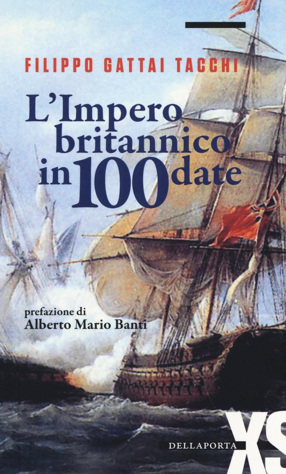 L'impero britannico in 100 date
