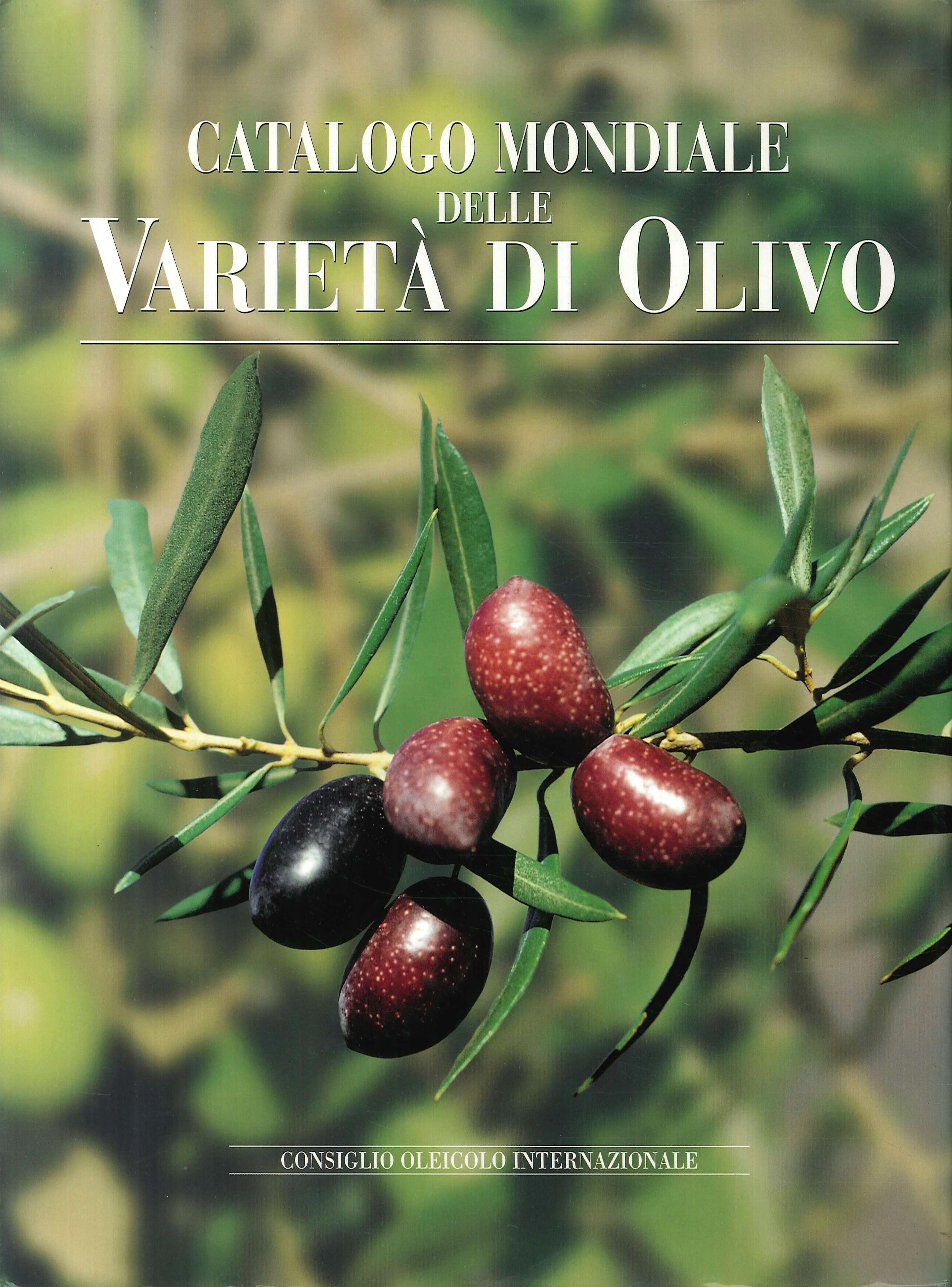 Catalogo Mondiale delle Varietà di Olivo