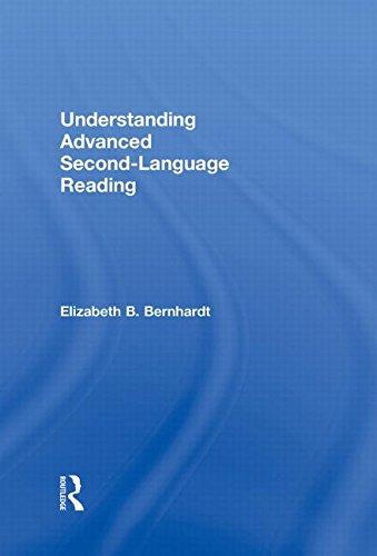 Understanding Advanced Second-Language Reading